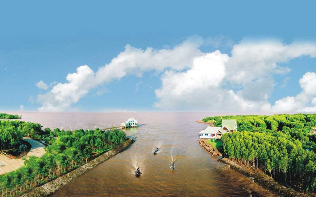 Ca Mau - The Southern-most province of Vietnam