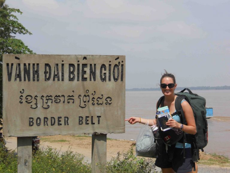 How to enter Vietnam from Cambodia?