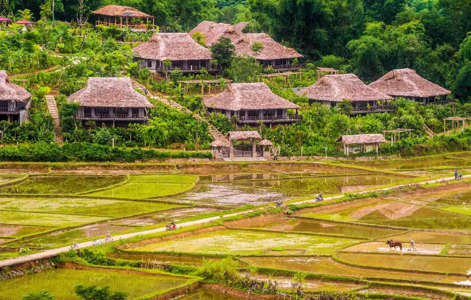 How to spend 2 days and 1 night at Ban Lac Mai Chau