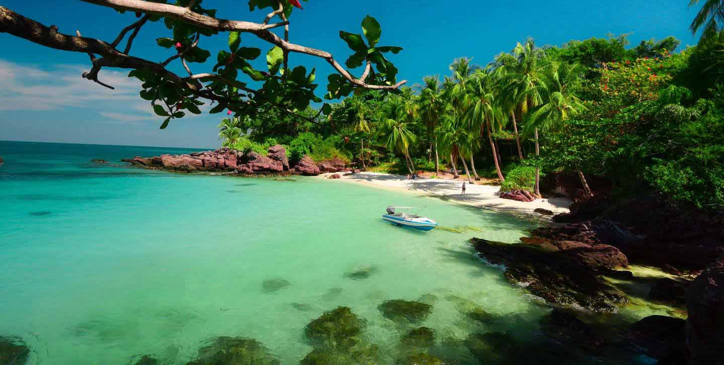 Mong Tay Island in Phu Quoc