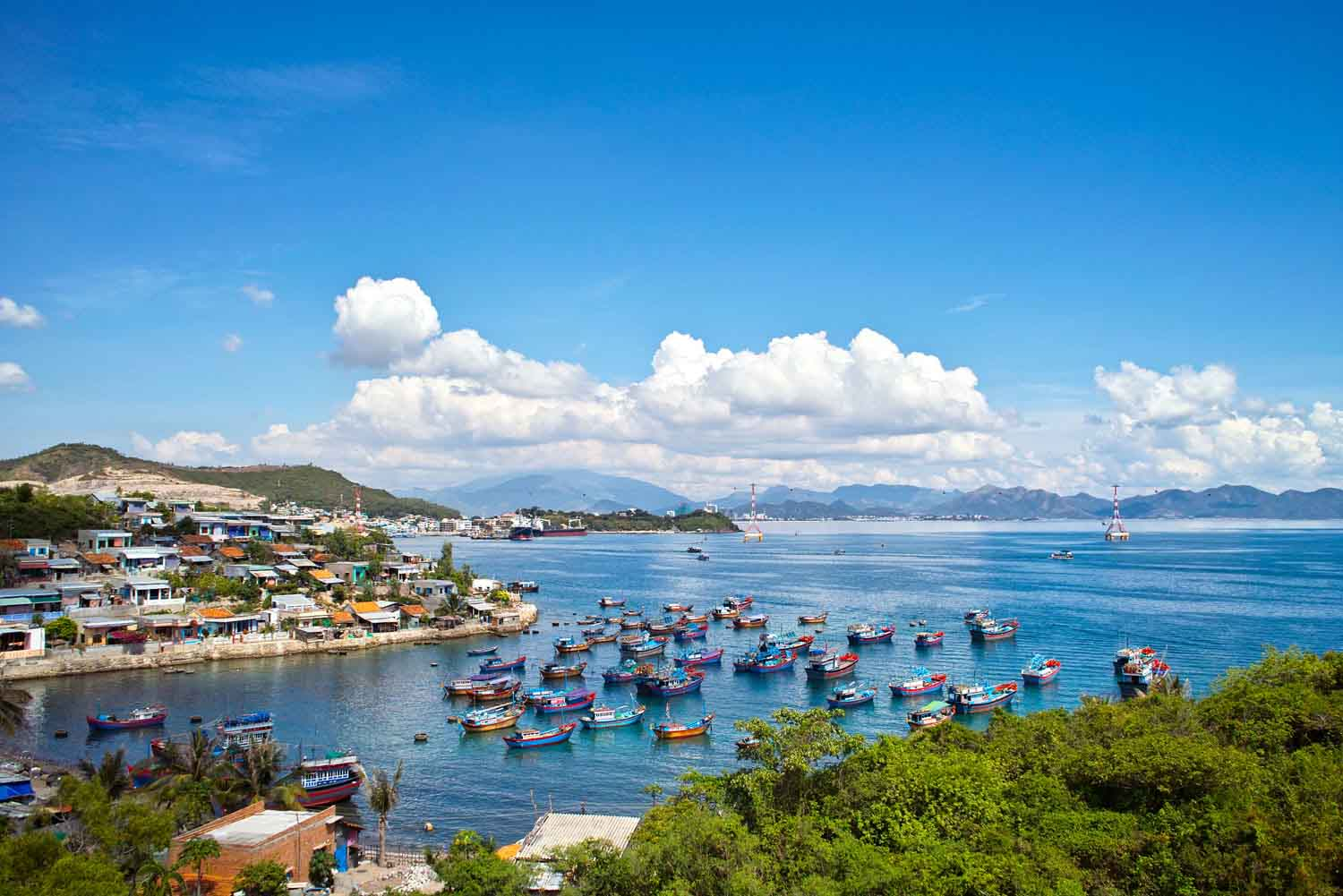 Nha Trang is one of the most favorite tourist attractions in Vietnam 1