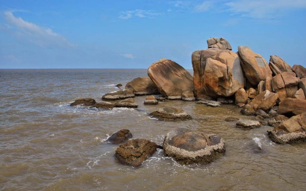 The unspoiled beauty of Silver Stone Island in Ca Mau Vietnam