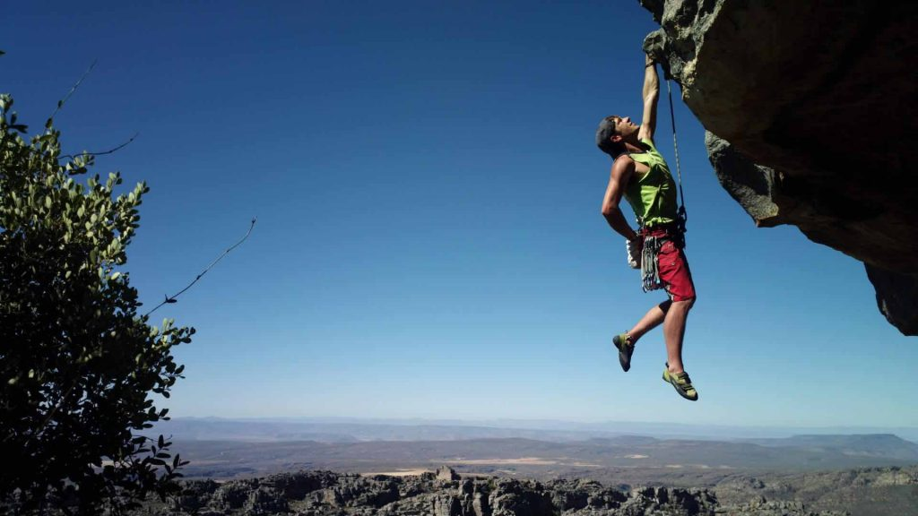 Be very careful when joining adventurous games in mountainous areas