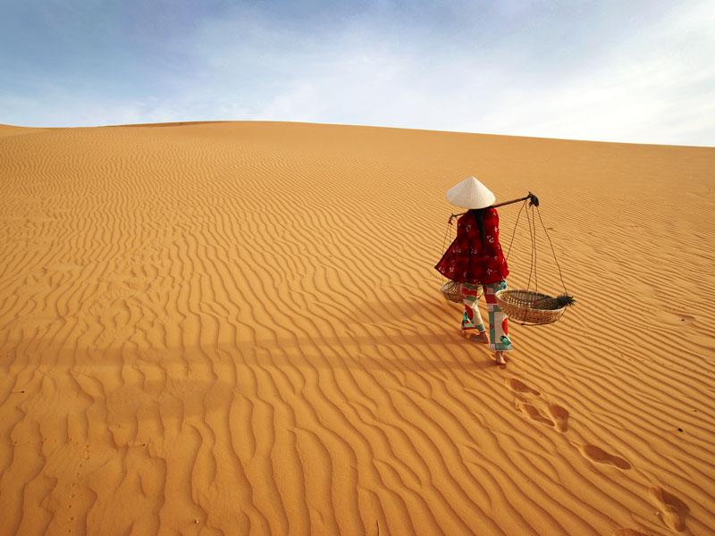 Little deserts in Vietnam? - Where to find?