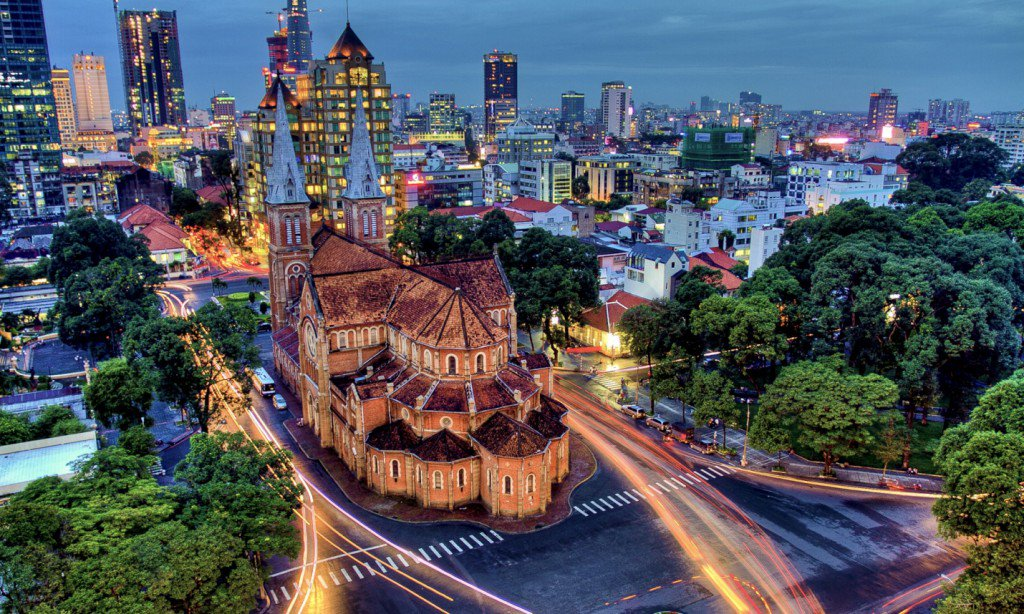 Duc Ba Church – one of the top attractions in Ho Chi Minh City
