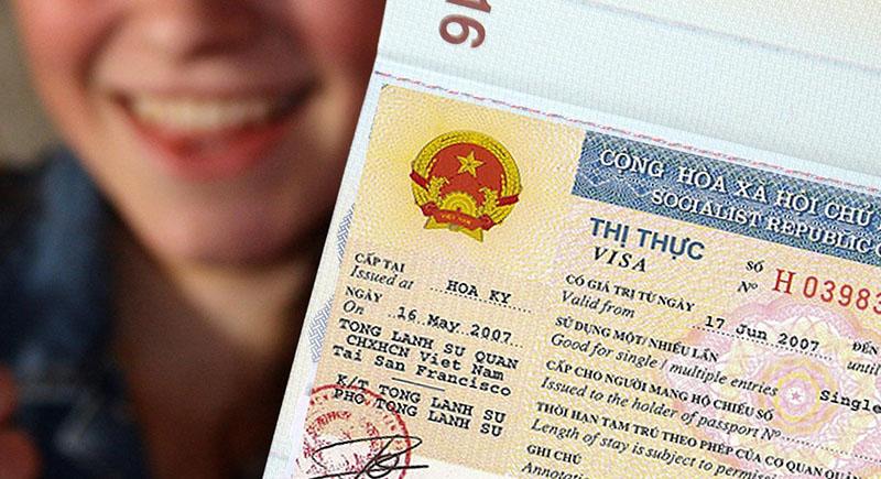 Get your Vietnamese visa on arrival