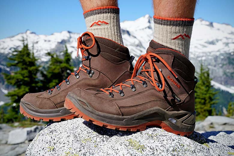 Hiking boots - the must-have item when trekking