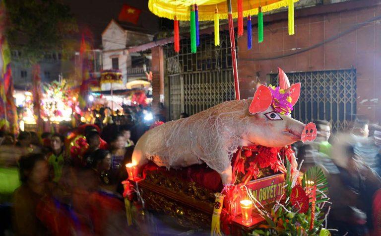 Wonderful festivals in Vietnam