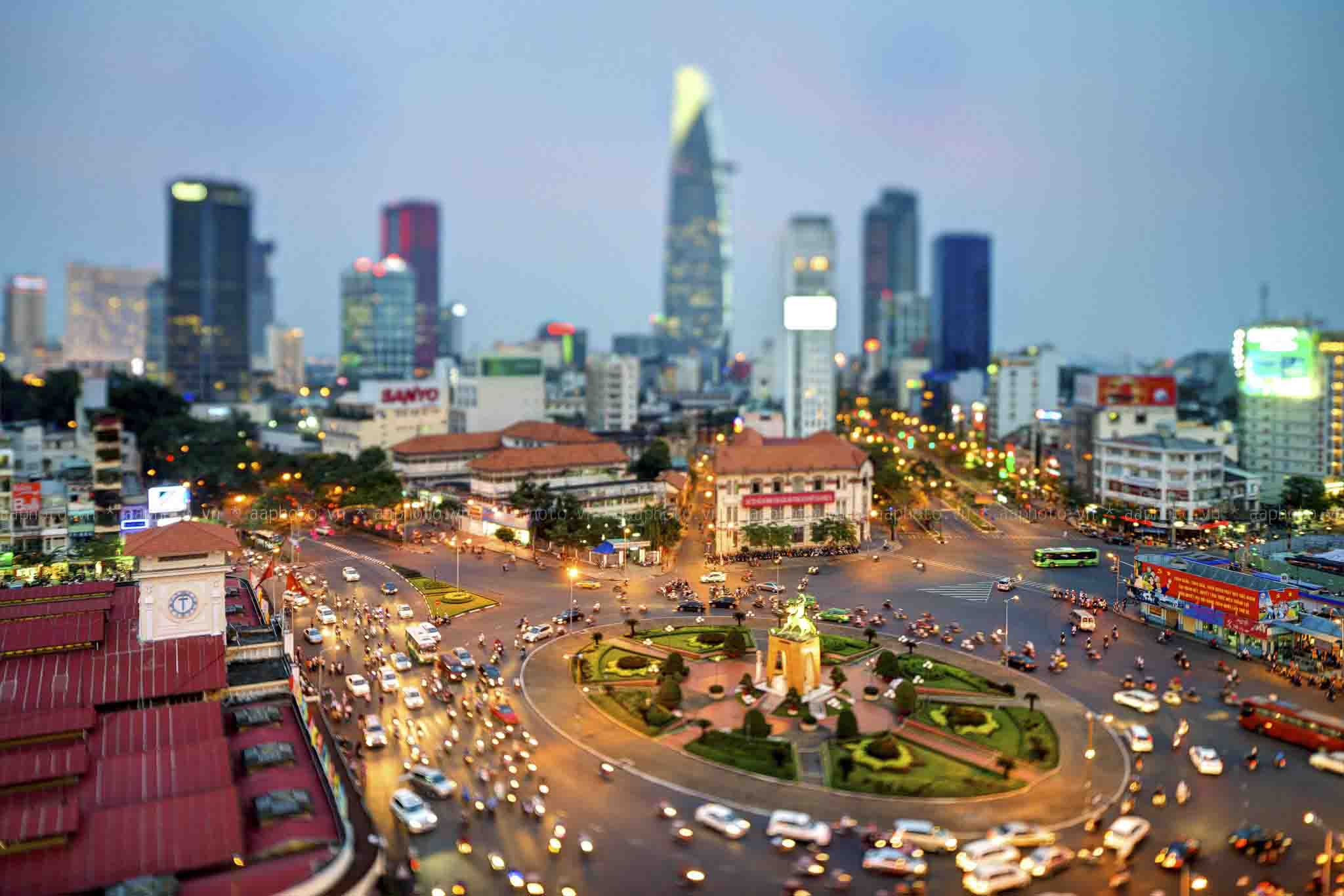 Best places to go shopping in Saigon