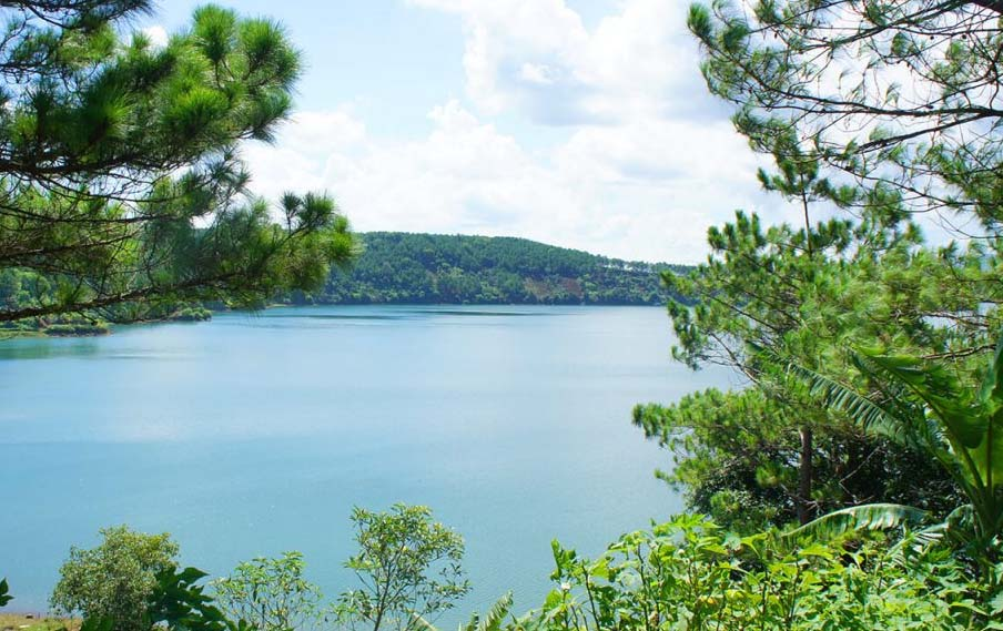T'Nung Lake - The heaven on earth