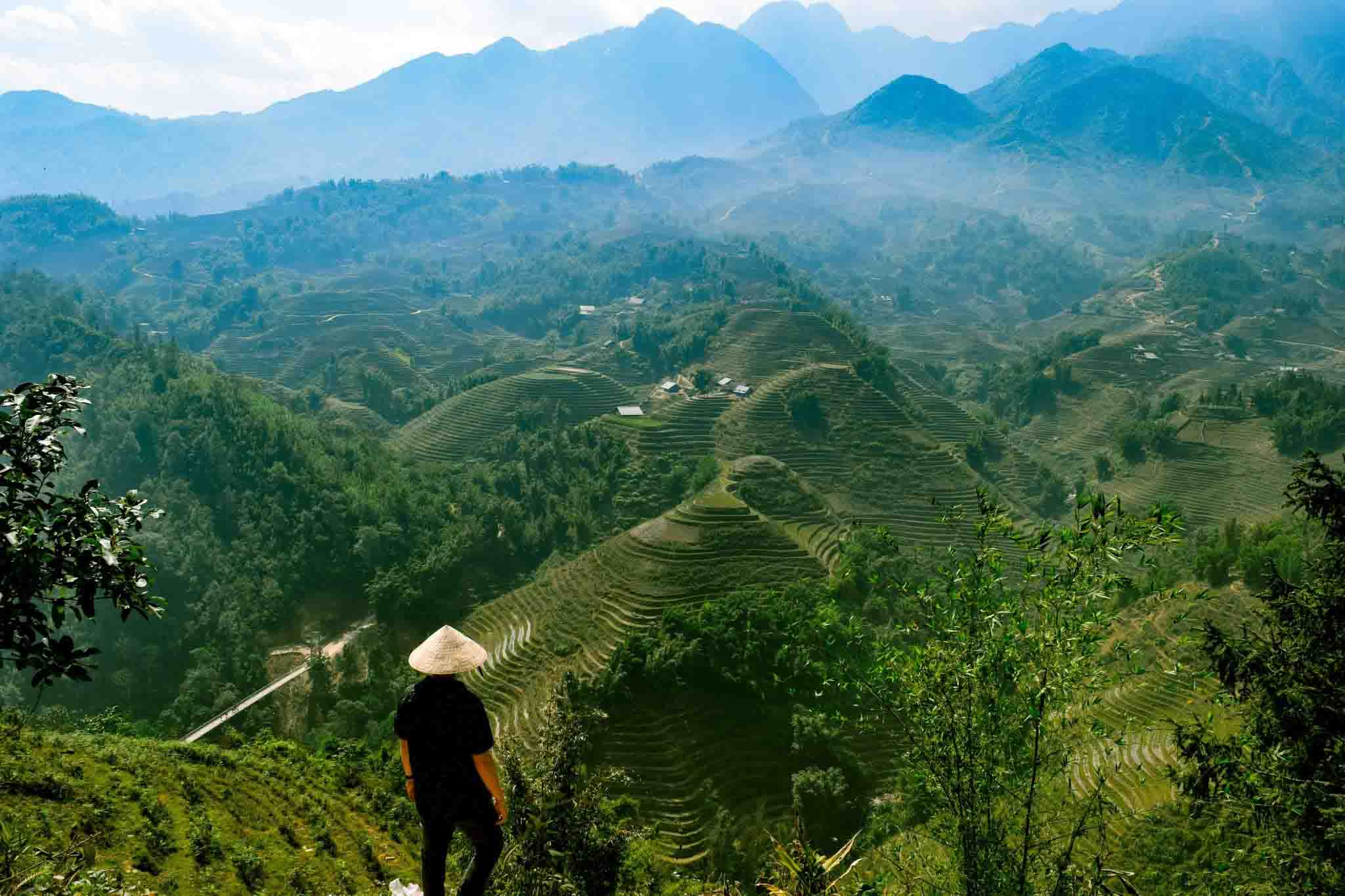 Trek in Southern Vietnam